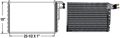 Aftermarket AC CONDENSERS for LINCOLN - MARK VII, MUSTANG,82-9,CONDENSER