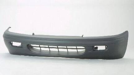 Aftermarket BUMPER COVERS for GEO - METRO, METRO,95-7,FRT COVER GRAY