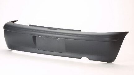 Aftermarket BUMPER COVERS for GEO - METRO, METRO,95-7,REAR COVER DK GRAY HB