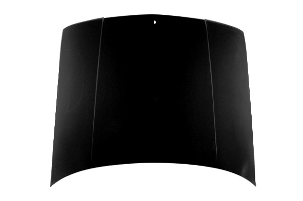 Aftermarket HOODS for CHEVROLET - CAPRICE, CAPRICE,91-6,HOOD W/EMB HOLE