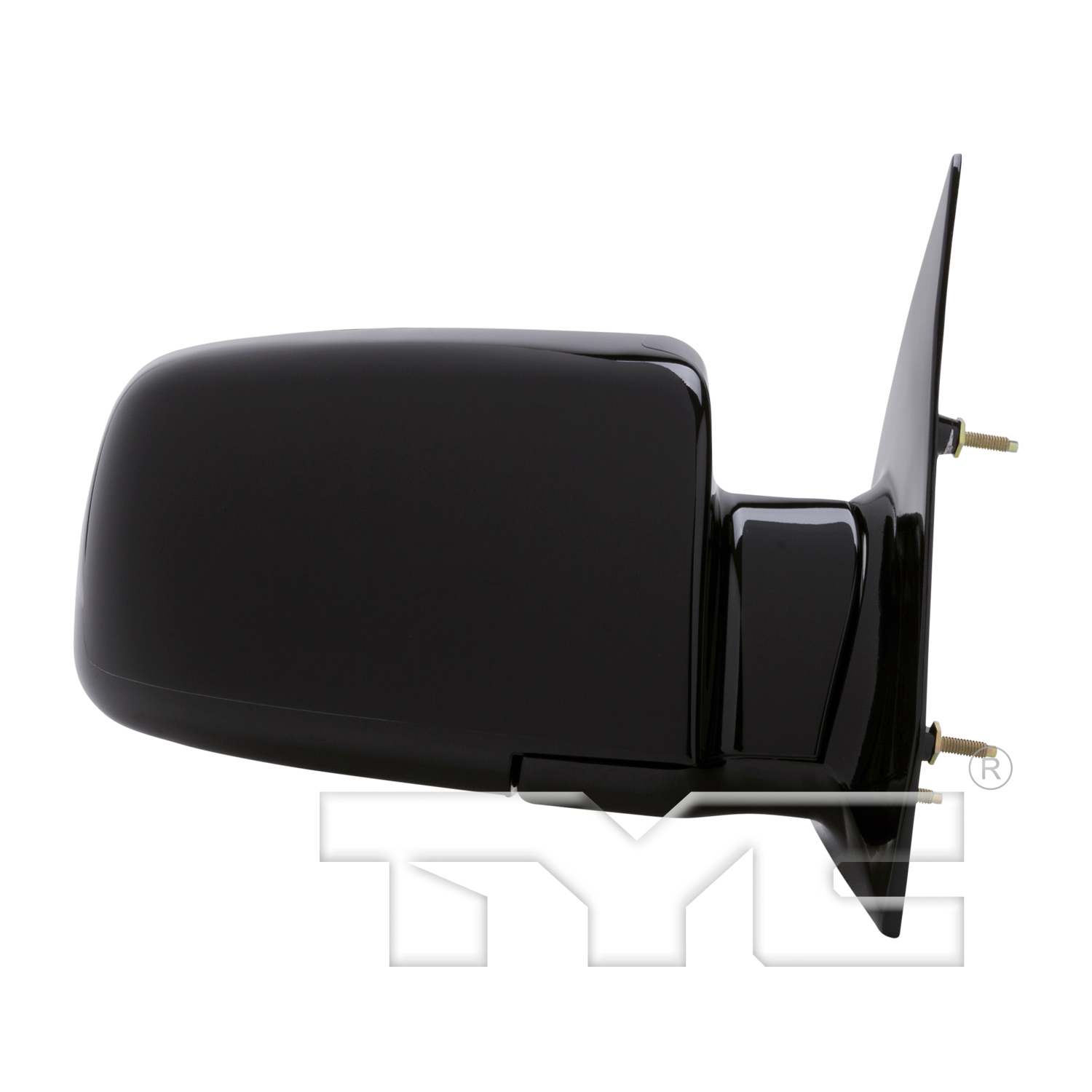 Aftermarket MIRRORS for CHEVROLET - ASTRO VAN, ASTRO,88-05,RIGHT HANDSIDE MIRROR MANUAL
