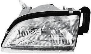 Aftermarket HEADLIGHTS for GEO - METRO, METRO,89-94,LEFT HANDSIDE HEADLIGHT COMP