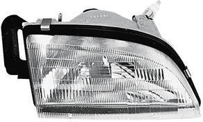 Aftermarket HEADLIGHTS for GEO - METRO, METRO,89-94,RIGHT HANDSIDE HEADLIGHT COMP