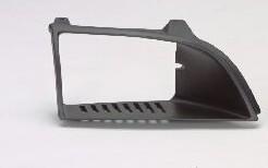 Aftermarket HEADLIGHT DOOR/BEZEL for GEO - METRO, METRO,89-94,RIGHT HANDSIDE H/L DOOR BLACK