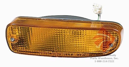 Aftermarket LAMPS for GEO - METRO, METRO,95-01,LEFT HANDSIDE PARK SIGNAL IN