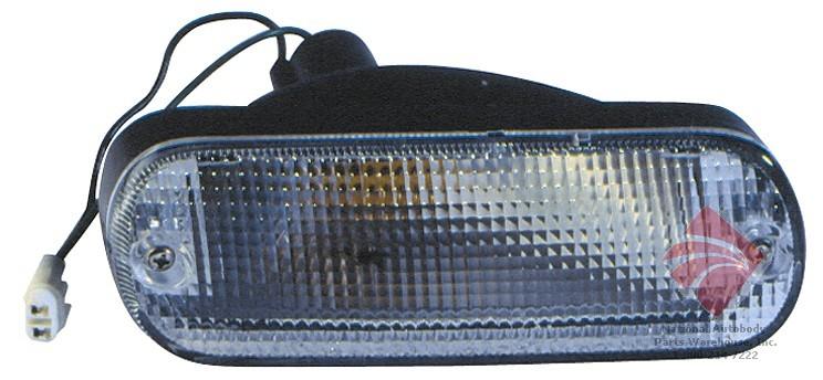 Aftermarket LAMPS for GEO - METRO, METRO,89-94,LEFT HANDSIDE TURN SIGNAL