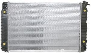 Aftermarket RADIATORS for OLDSMOBILE - SILHOUETTE, LUMINA APV,92-5,RADIATOR 3.1