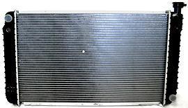 Aftermarket RADIATORS for OLDSMOBILE - SILHOUETTE, LUMINA APV,92-5,RADIATOR 3.8
