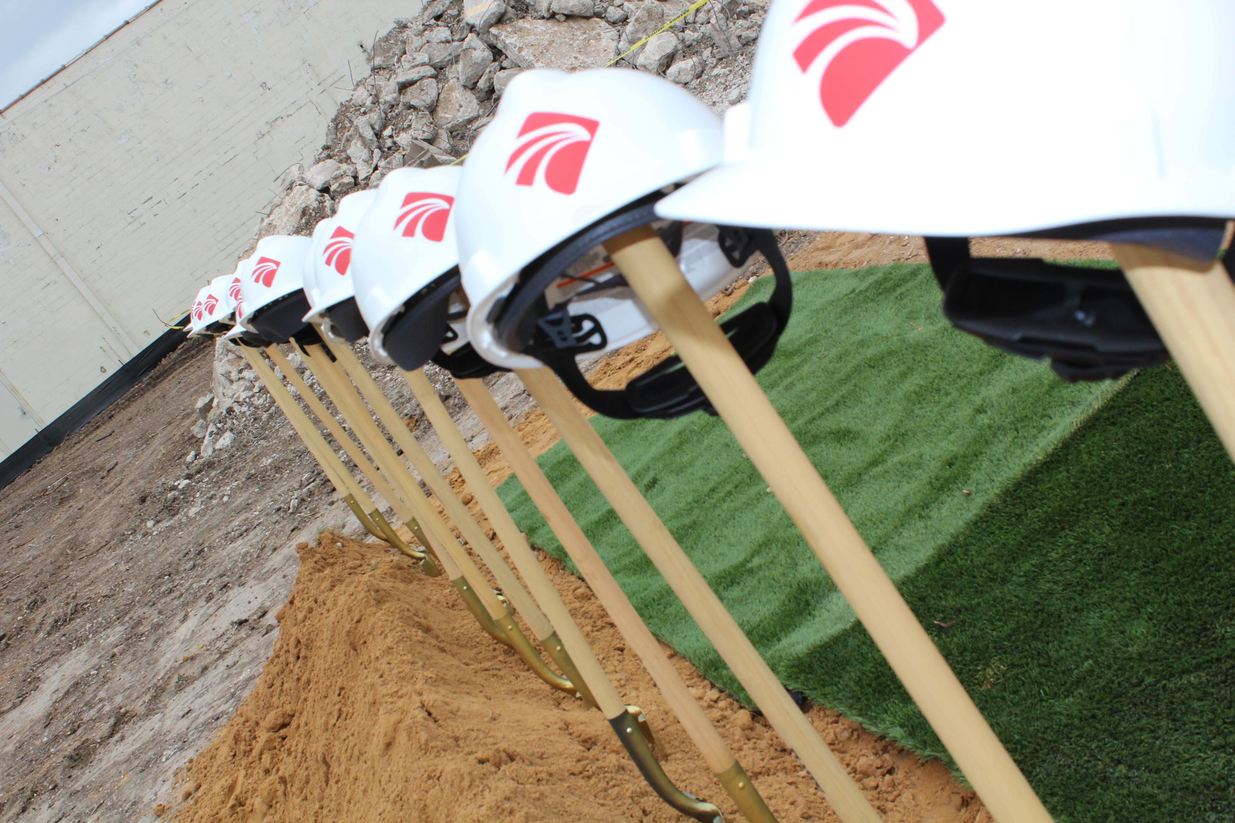 National Autobody Parts Warehouse Breaks Ground on New Office Space.